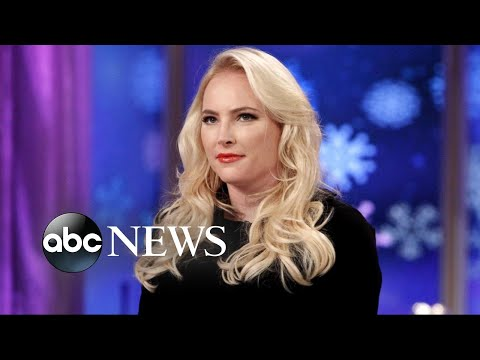 Meghan McCain on 'The View,' her dad and President Trump