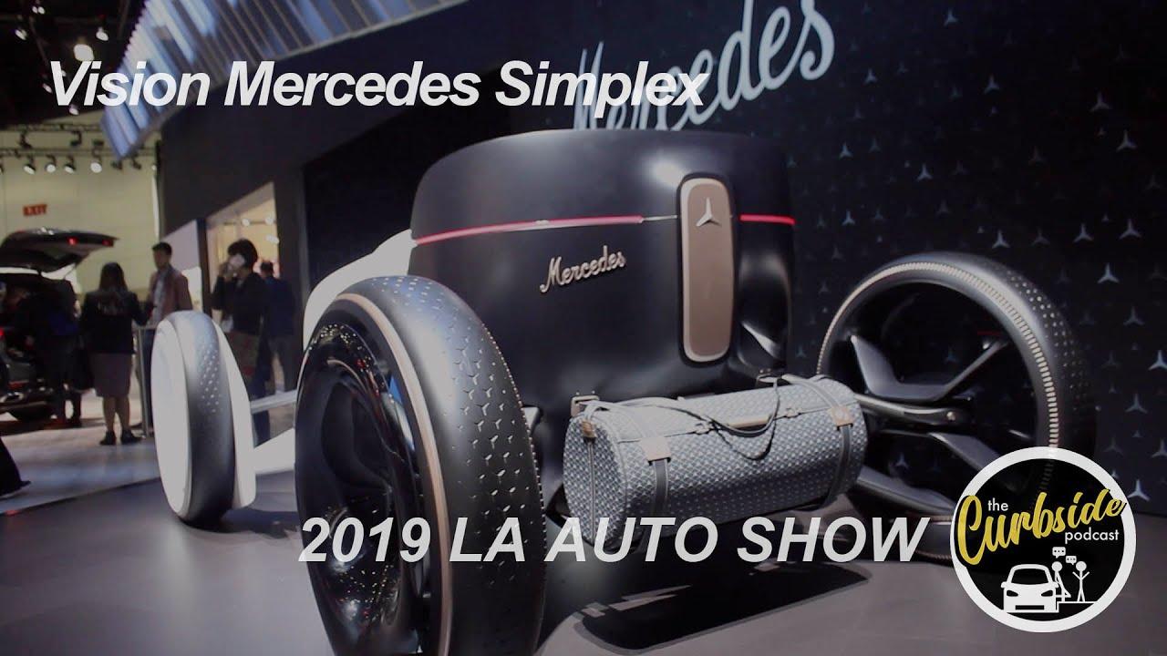 Vision Mercedes Simplex - Reverse Steampunk!