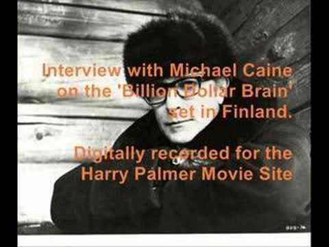 Billion Dollar Brain Interview Michael Caine
