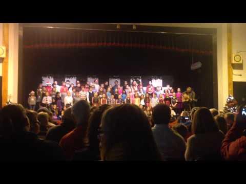 Bessborough School Christmas Concert - 2014