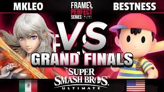 FPS Online Grand Finals - T1 | MkLeo (Byleth) vs Armada | BestNess (Ness) - Smash Ultimate
