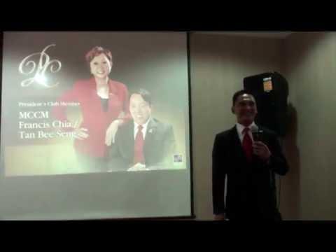 Brunei iElken Hongkong Online Business (English Version) by MCCM Alfian  Part 1