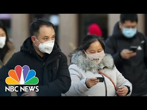 Fears Rise Of Coronavirus Pandemic As Death Toll Climbs In China | NBC Nightly News