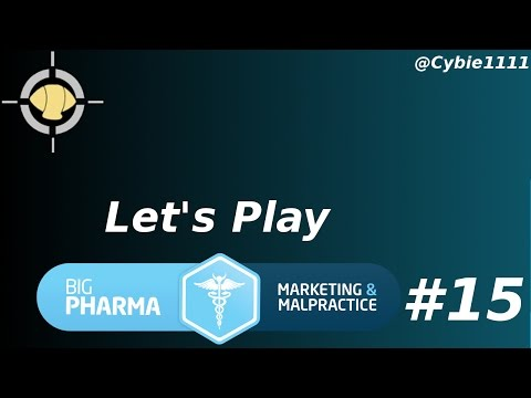 Let's Play Big Pharma: Marketing and Malpractice Blind Part 15 - Penis Cream Contraceptive for Men!
