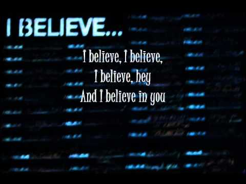 """Karaoke for """"Believe"""" (Shawn Mendes)"""