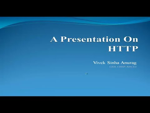 HTTP [Hypetext Transport Protocol] tutorial in depth | HTTP Protocol Tutorial