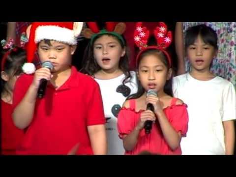 Year 3-4 Music Concert: A Christmas Carol Songbook [St. Stephen's International School]