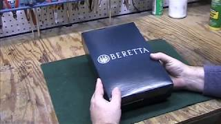 Beretta M9 Unboxing (Owning a Piece of Military History)