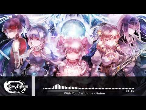Nightcore - With You / With Me [Magi the kingdom of magic]