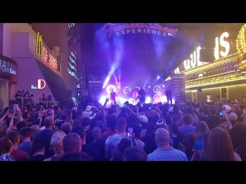 Save Today by Seether- Fremont Free Concerts in Las Vegas