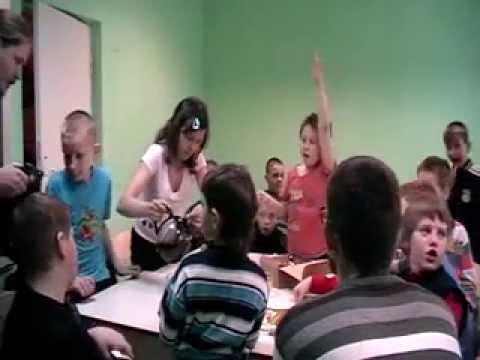 Беседа в коррекционной школе. 10.05.13 Инта