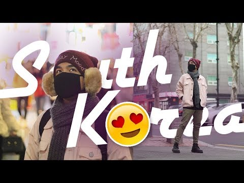 First Winter Experience in South Korea | #RedVlogs