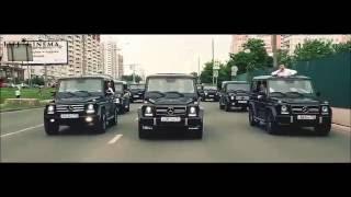 Выпускники академии ФСБ устроили заезд на Геликах по Москве! Золотая молодёжь 2!
