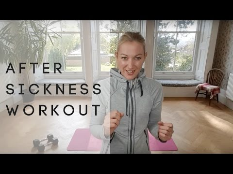 Workout for When You've Been Ill