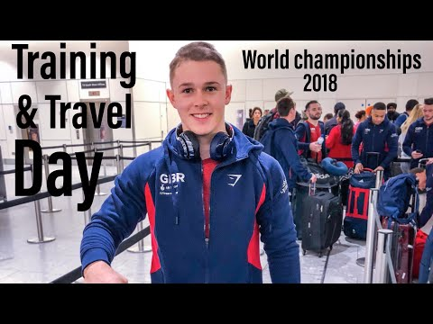 Doha travel day | World championships 2018