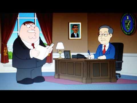 Secretary Steven Chu Family Guy
