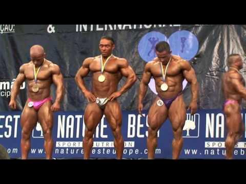 Бодибилдинг Произволка Мир Европа Дмитрий Пахтаев/Bodybuilding Arbitration World Europe