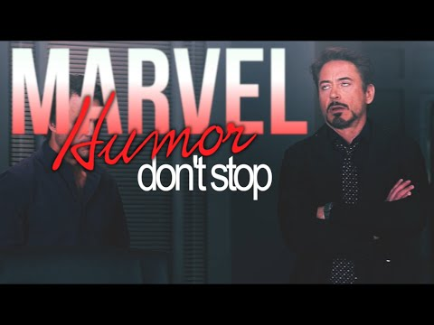 MARVEL Humor - Don't Stop