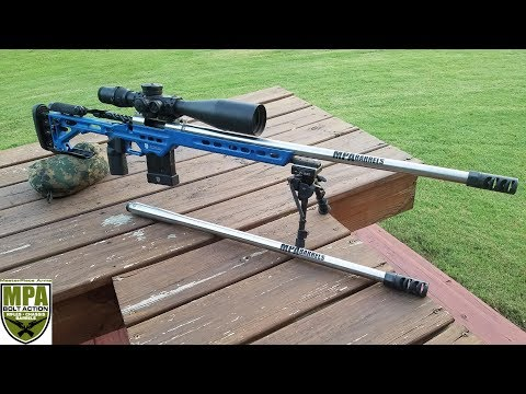 MPA 65BA-SL Bolt Action Rifle (Switch Lug) - MasterPiece Arms, Inc