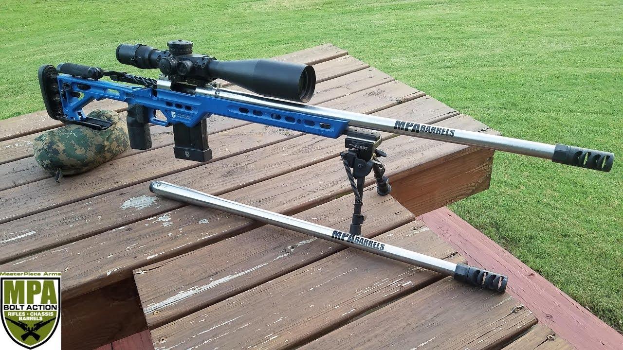 Masterpiece Arms MPA65BA SL (Switch Lug Rifle)