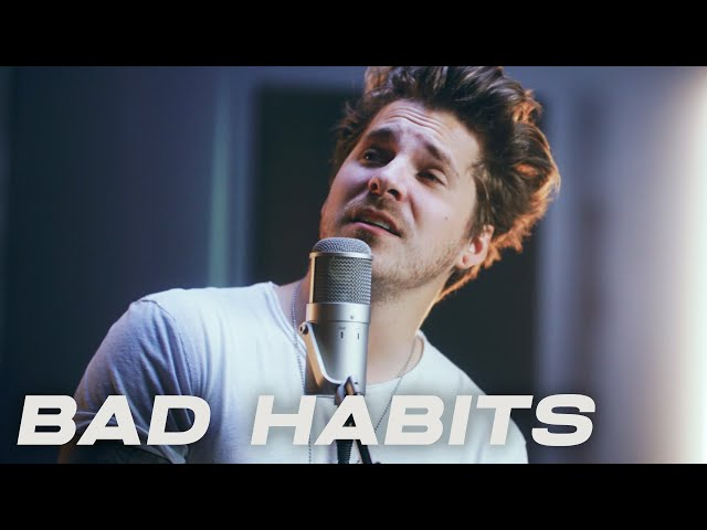 Ed Sheeran - Bad Habits (Rock Cover by Our Last Night)