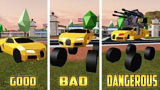 Der ULTIMATE Bugatti! Roblox Jailbreak