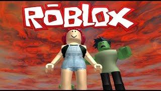 Roblox! Échapper à la SUBWAY! INVASION DE ZOMBIES! Amy Lee33