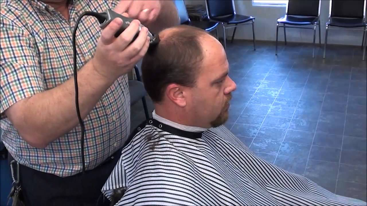 SEE HOW TO FADE EASY BUZZING HAIR CUTTING YouTube