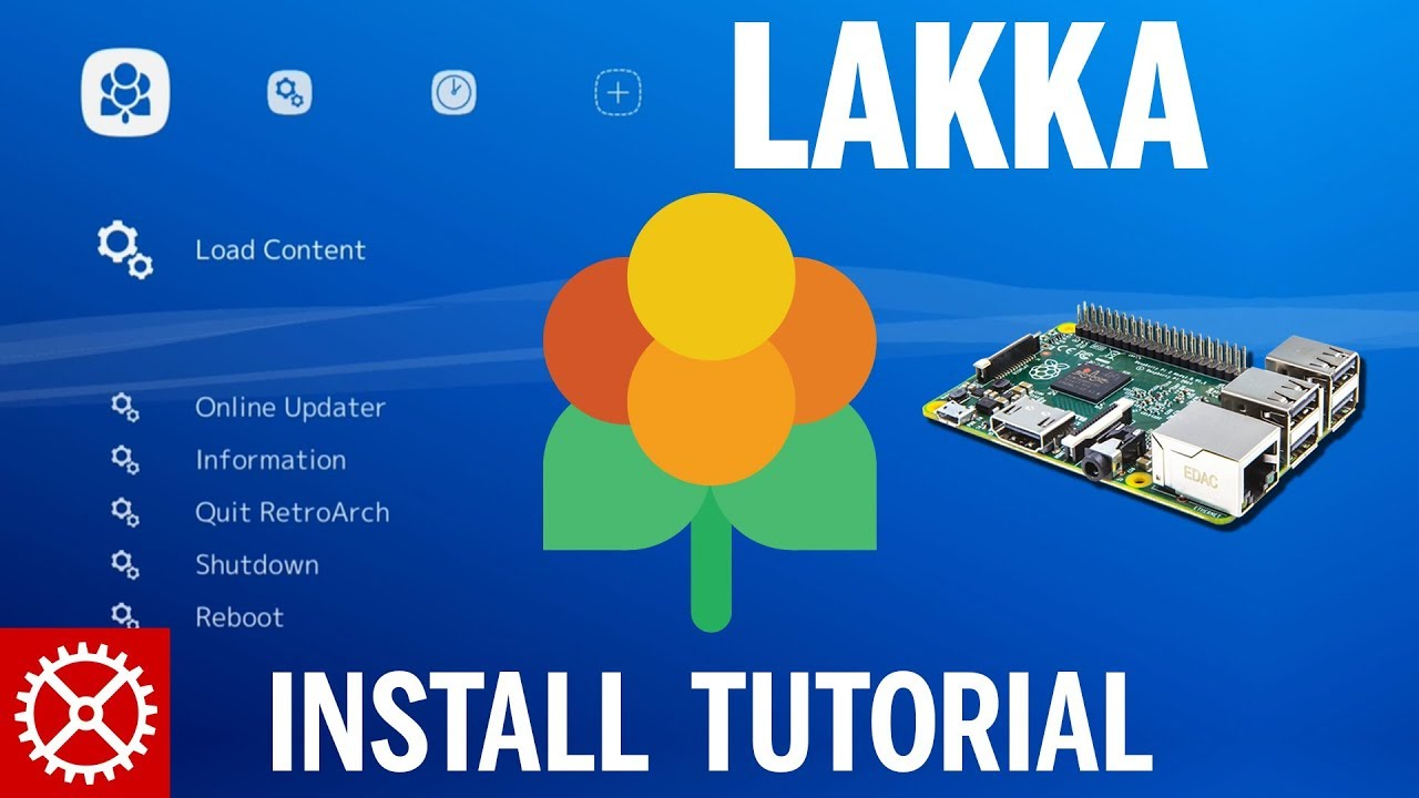 How to Install Lakka on a Raspberry Pi 3 2 1 B+ 0 Zero: 4