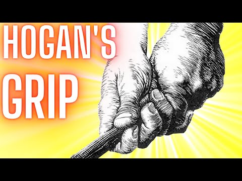 Ben Hogan's Grip: Everything You Need to Know and How to Do It