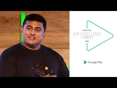 Whats news in Android (App Excellence Summit 2017)