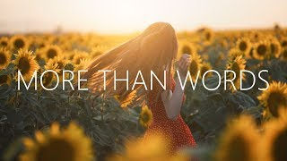Culture Code - More Than Words (Lyrics) feat. RORY