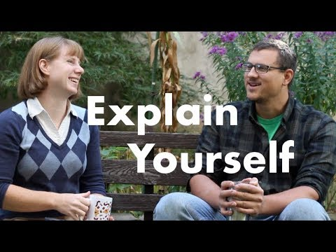 "Explain Yourself: ""Wildlife Triage"" with John"