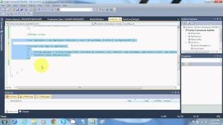 Curso Tutorial de C# en Español   Capitulo 14   Identity Framework   Linq Lambda VIII