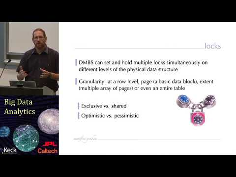 3.3  Matthew Graham: Relational Databases (Part 3)
