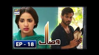 Visaal Episode 18 - 28th July 2018 - ARY Digital Drama
