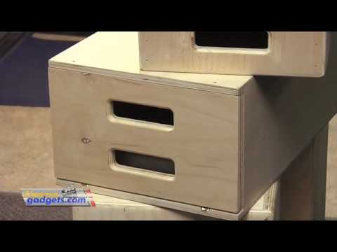 Diy photography apple box