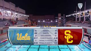 Recap: Hayley McKelvey's career performance propels No. 1 USC women's water polo past No. 4 UCLA