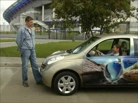 Тест-драйв Nissan Micra 2006
