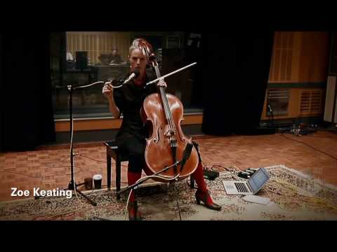Zoe Keating live   'Lost' HD Sound Quality, ABC RN