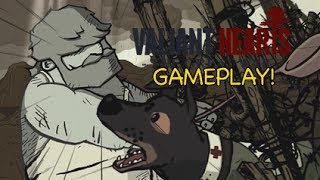 VALIANT HEARTS: THE GREAT WAR [GAMEPLAY]