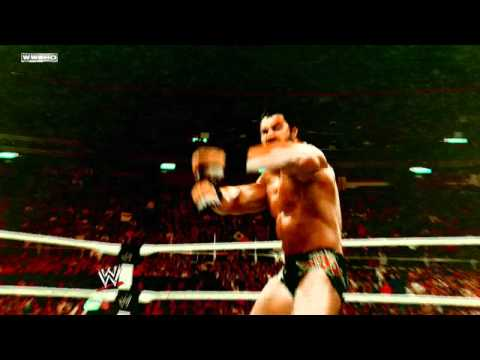 Raw - Mason Ryan is on a mission in WWE