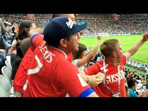 CHILE - PORTUGAL 2017 l PENALTI !!!!