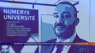 """Yvelines   """"Numeryx"""" développe des solutions et de formations dans la cybersécurité"""