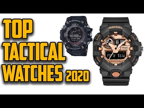 ✅ 2020 Best Toughest Military Tactical Watches For Outdoor And Survival