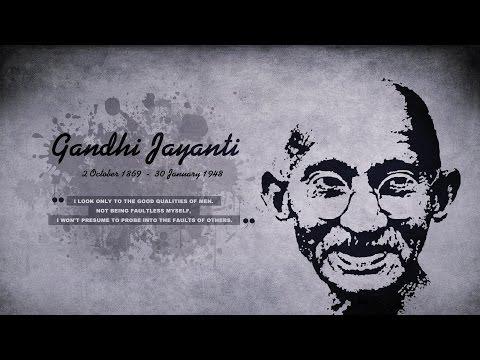 Happy Mahatma Gandhi Jayanti 2015 Best Quotes Information Speech Songs Videos Wallpapers Images