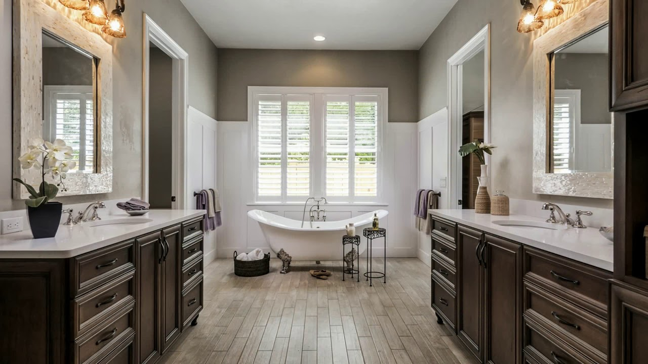 Master Bathroom Ideas With Clawfoot Tub
