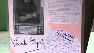"""Poetas Andaluces"" Semana de Andalucía. Ceip Miguel de Cervantes (Ronda)"