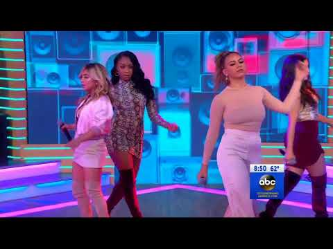 Fifth Harmony  - He Like That (Live on Good Morning America)
