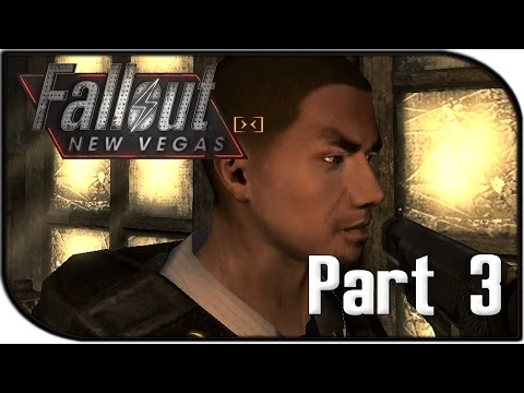 "Fallout: New Vegas Gameplay Part 3 - ""The Joe Cobb/Ringo Conflict"" (Fallout 4 Hype Let's Play!)"
